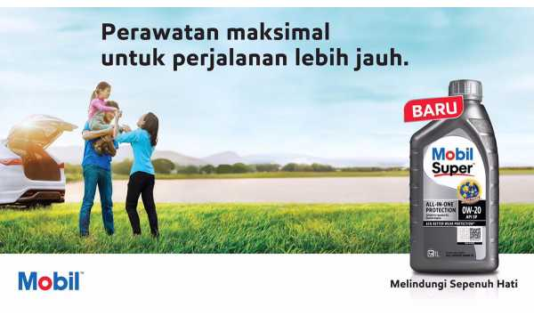 Mobil Super All-In-One Protection